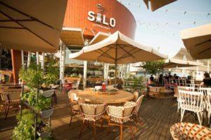 מסעדת סילו בפארק פרס