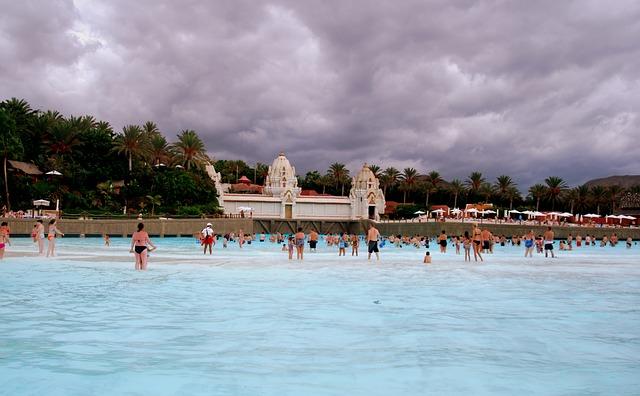 פארק מים בטנריף