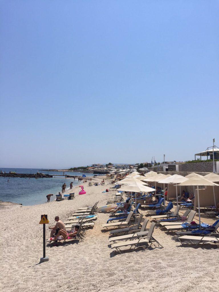 חוף ים בחרסוניסוס