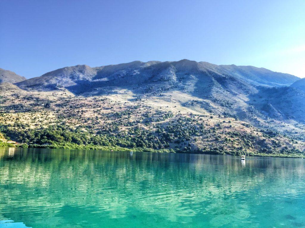 אגם קורנס LAKE KOURNAS