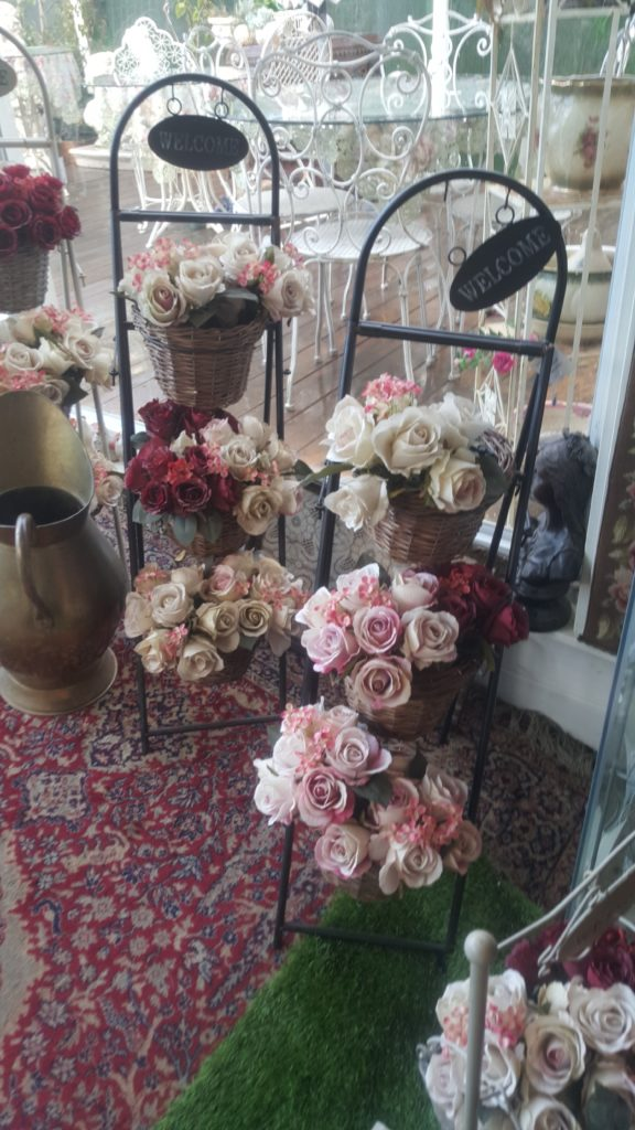 מעמד פרחים