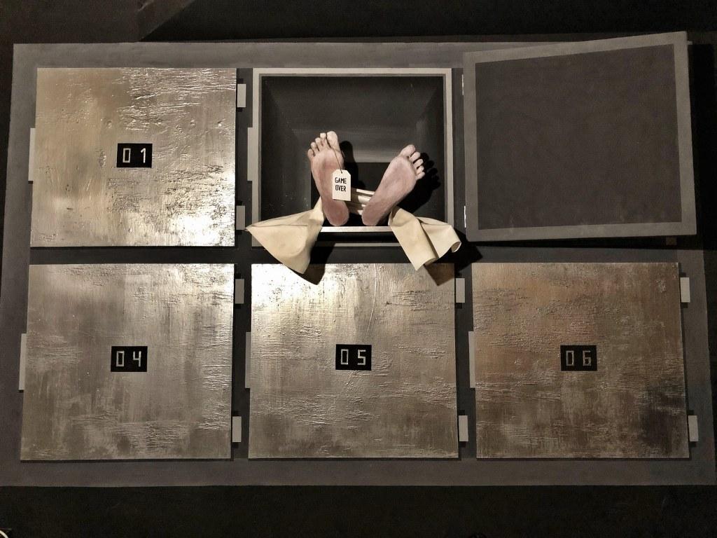 חדר בריחה מוות קליני