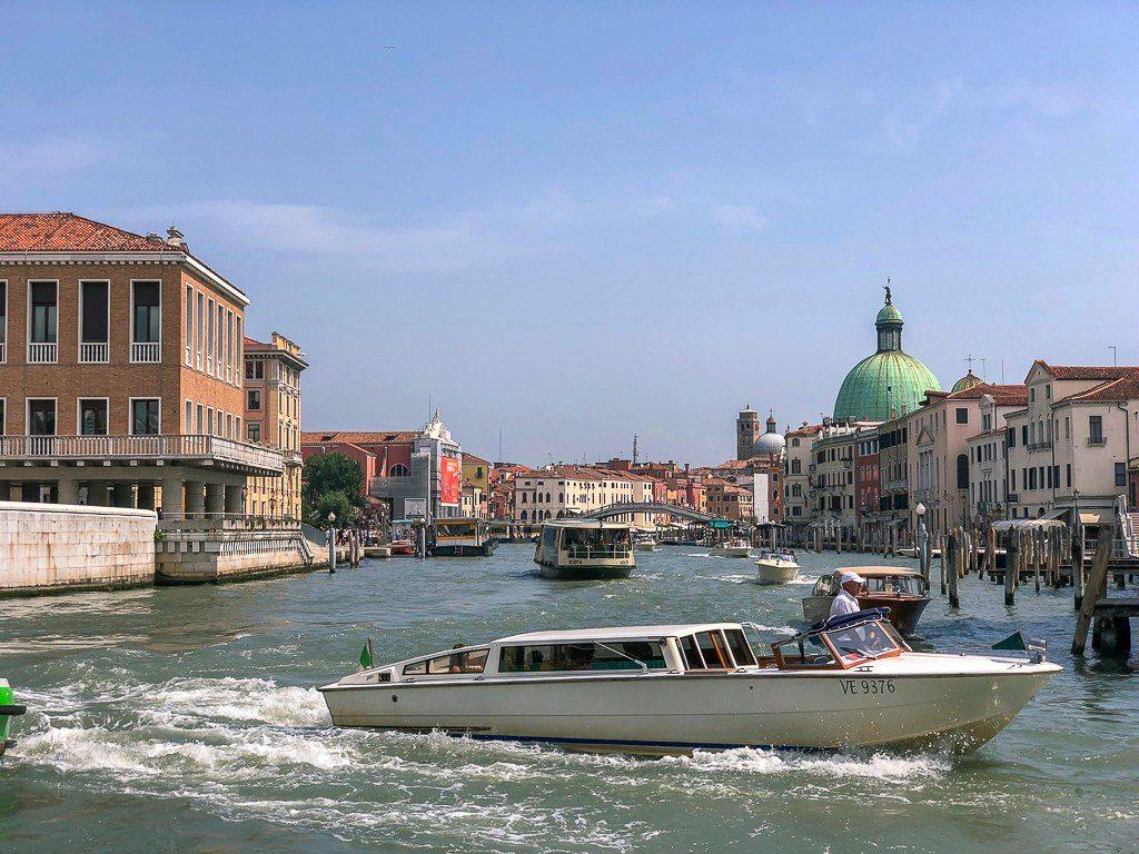 שייט בואפורטו בונציה שבצפון איטליה