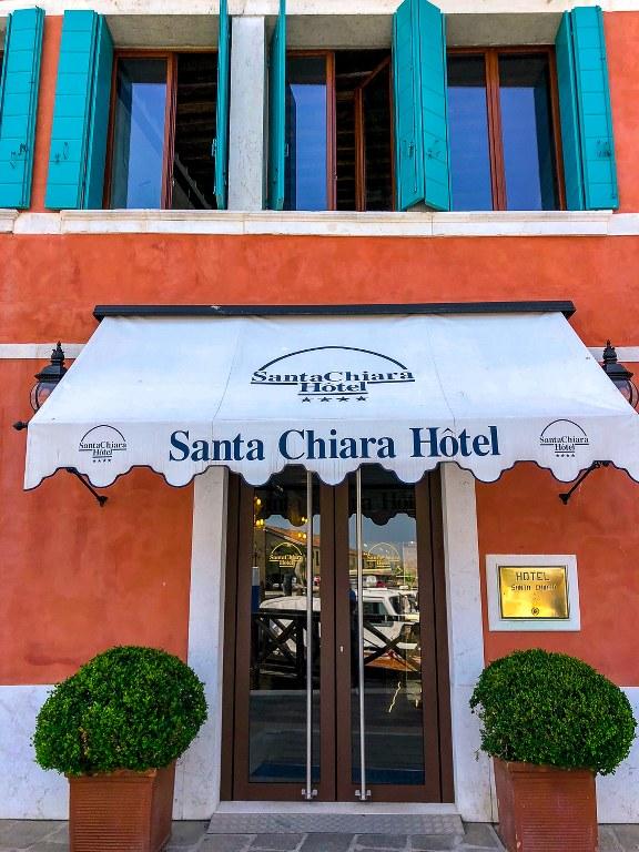מלון בונציה סנטה כיארה