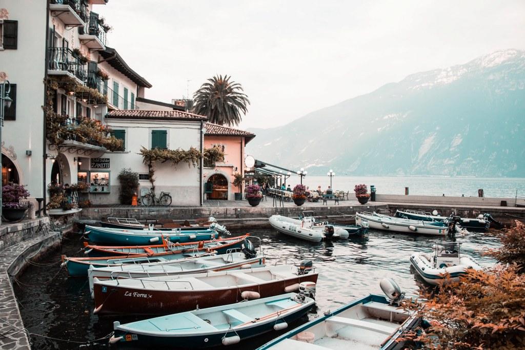 צפון איטליה טיפים אגם גארדה