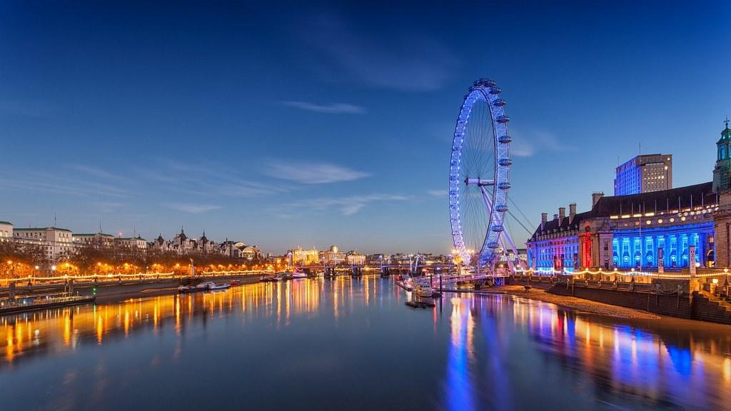 לונדון איי גלגל ענק