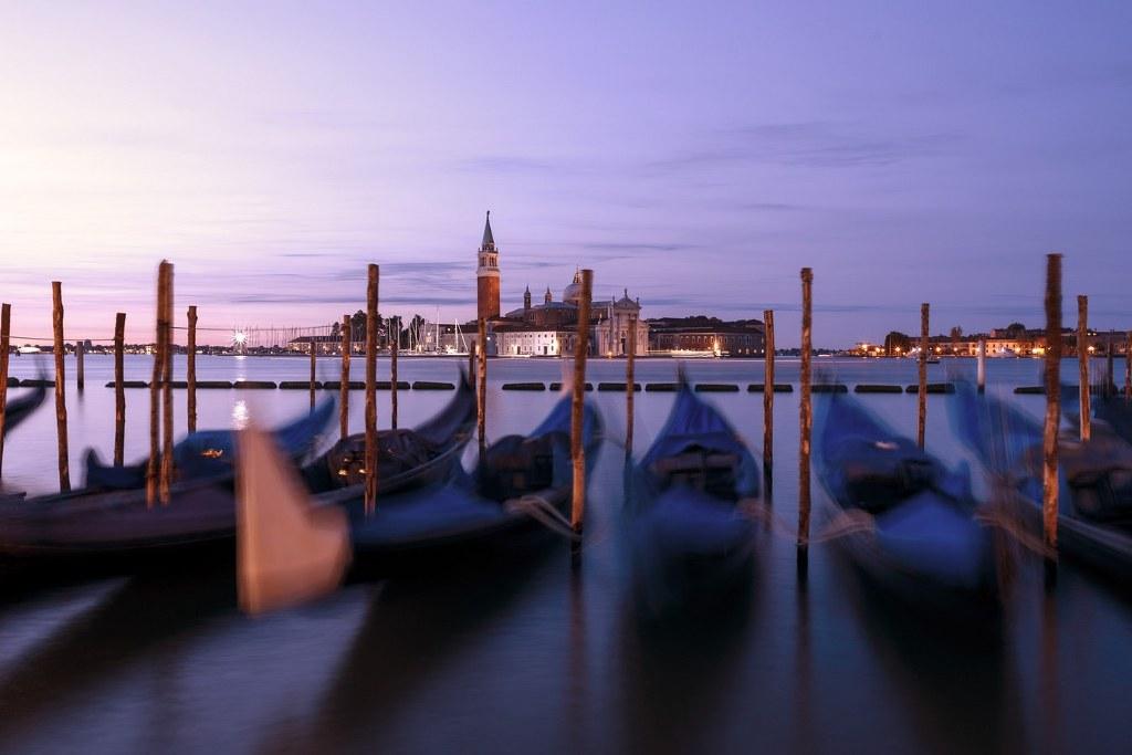 טיול בונציה : גונדולה בונציה