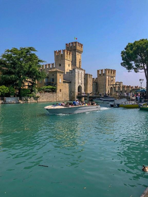 מצודת סקליג'רו שבסירמיונה