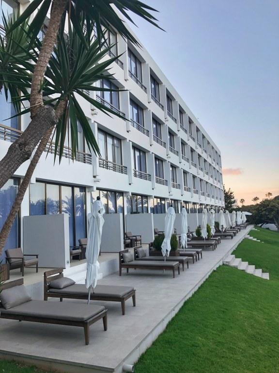 חדרי מלון אלמירה בפאפוס