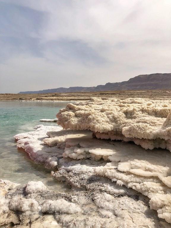 אטרקציה תופעות טבע בים המלח