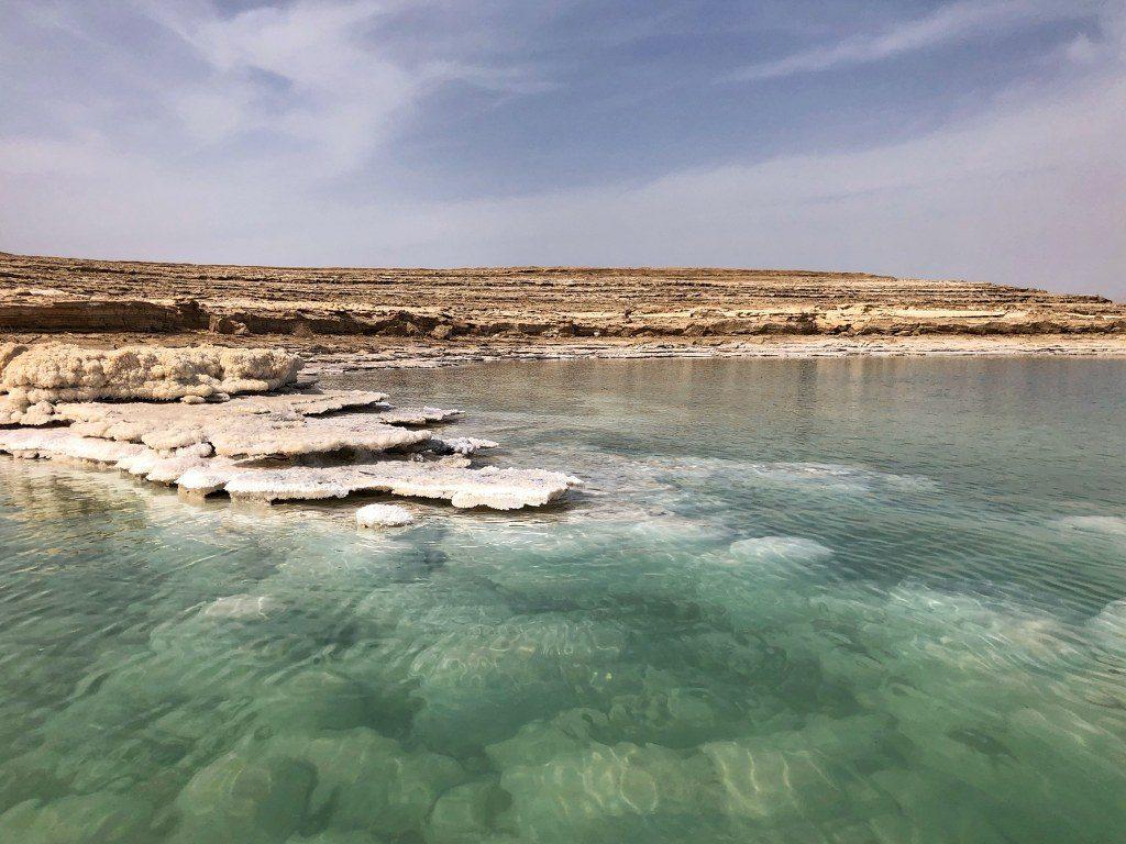 פלא עולם בשייט בים המלח