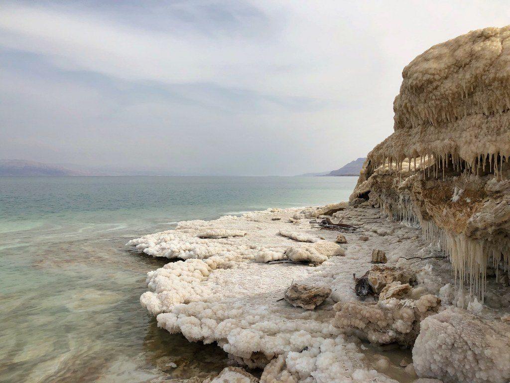 שייט בחופי ים המלח