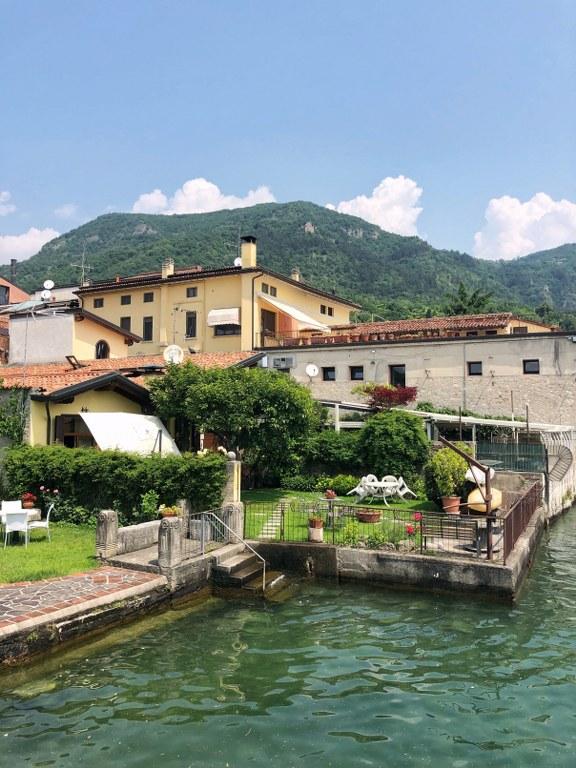בית על האגם בסאלו SALÒ