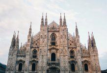 קתדרלה מילאנו Duomo di Milano