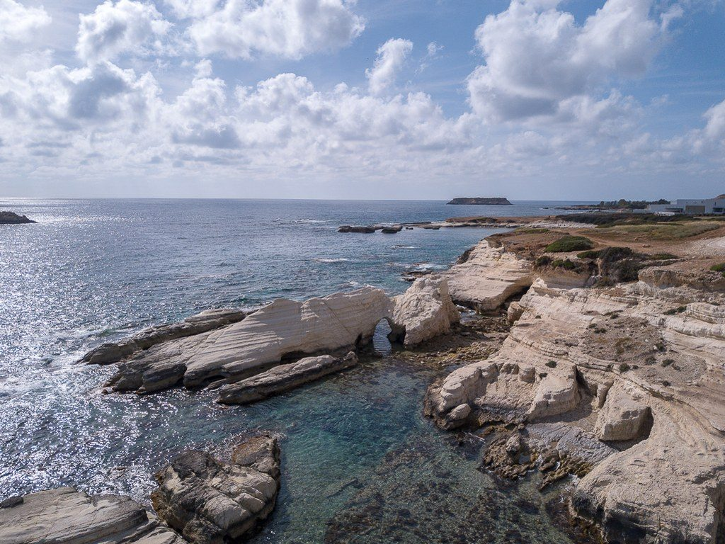 sea cave cyprus