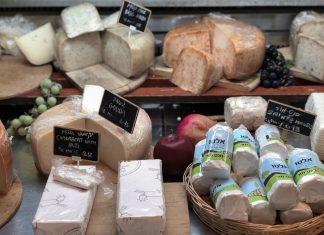 גבינות עזים של מחלבת אלטו