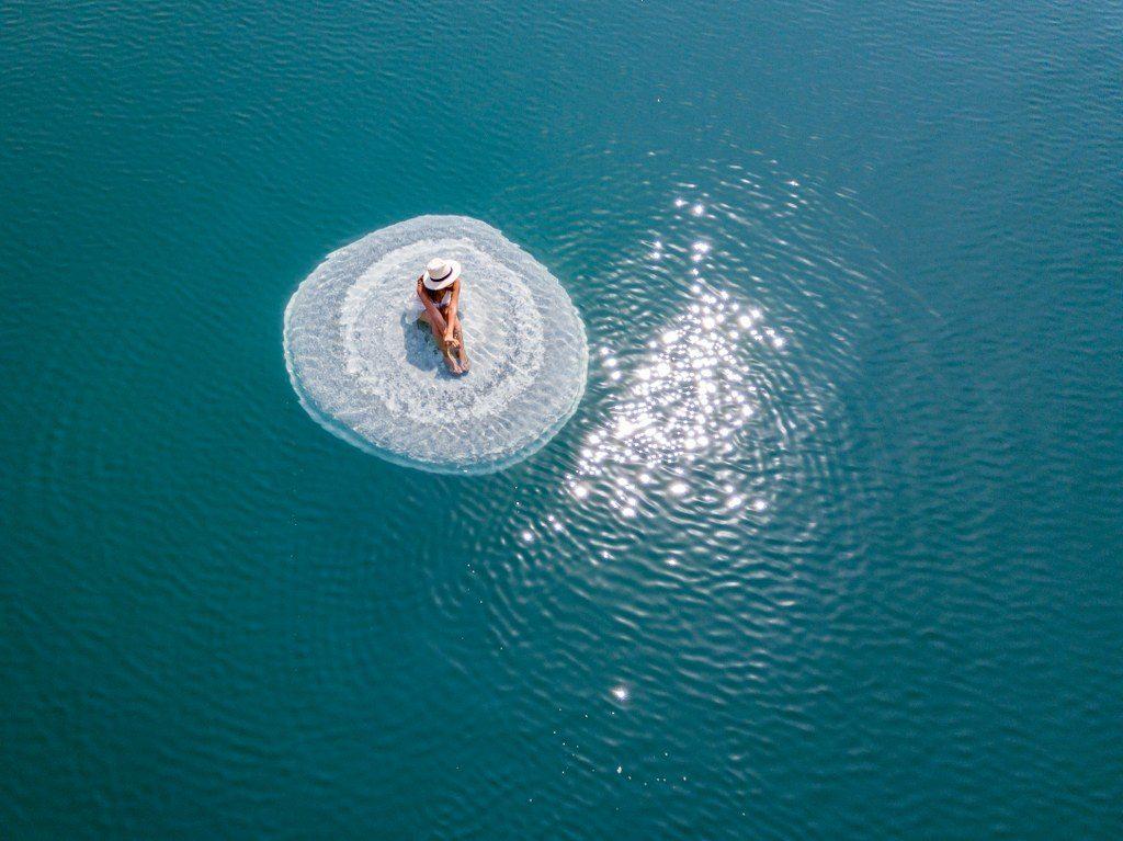 ארובת מלח בים המלח