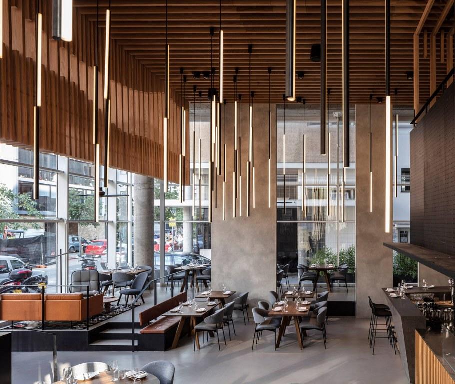 מסעדת שף 28 L בלילינבלום תל אביב