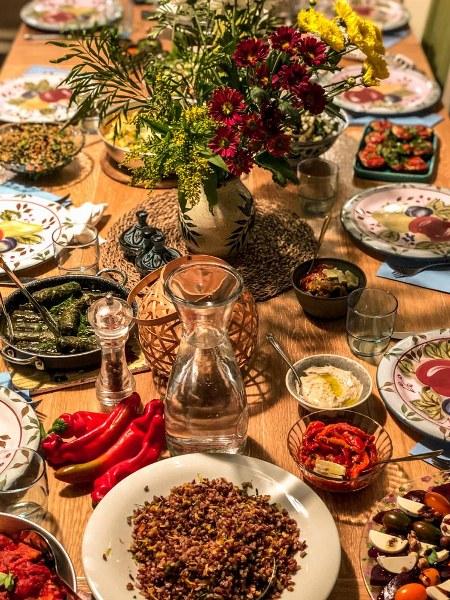 ארוחת שף פרטית בבית של איריס פולטון