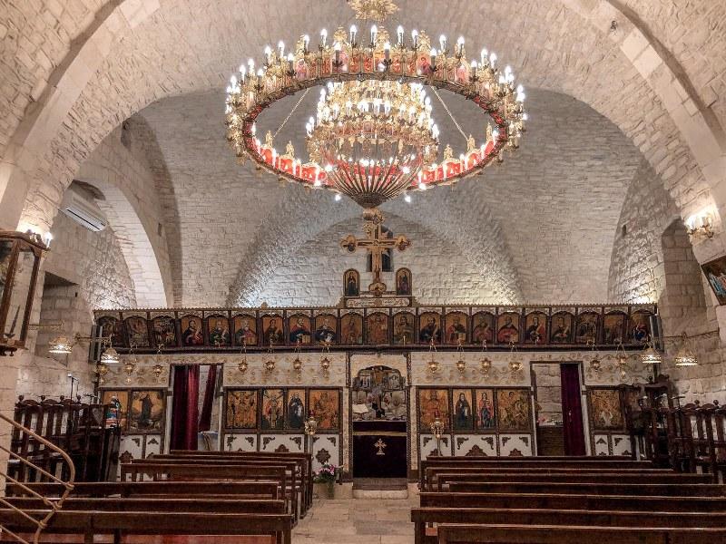כנסייה מיוחדת במעיליא