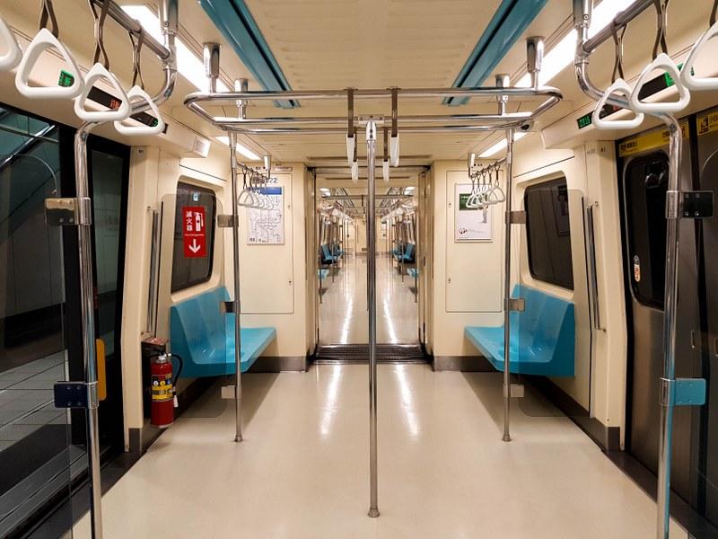 הרכבת התחתית בטאיפי