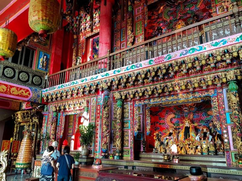 מקדש ג'יופן שבטיוואן