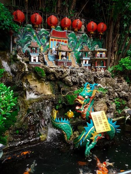 מקדש טיינאו (Tianhou Temple)