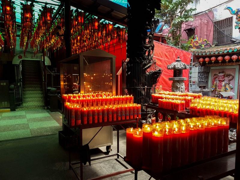 מקדש טיינאו שבטיוואן (Tianhou Temple)