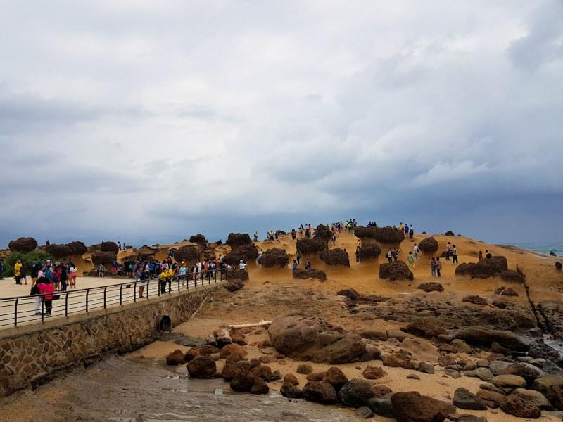הפארק הגיאולוגי יהילו שבטיוואן