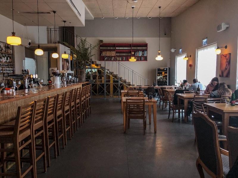 מסעדת כרמים במושב סגולה