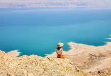 טיול ג'יפים למדבר יהודה ממעלה חצצון הצופה לים המלח