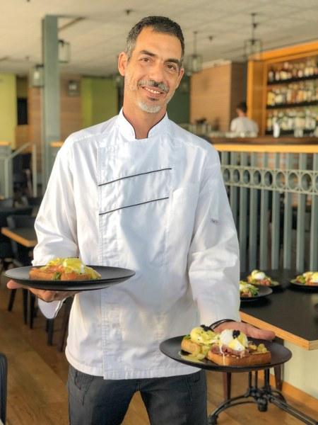 השף קובי מציג את תפריט פאגו פאגו