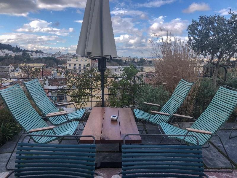 גג בית מלון דה פאונדרי The Foundry
