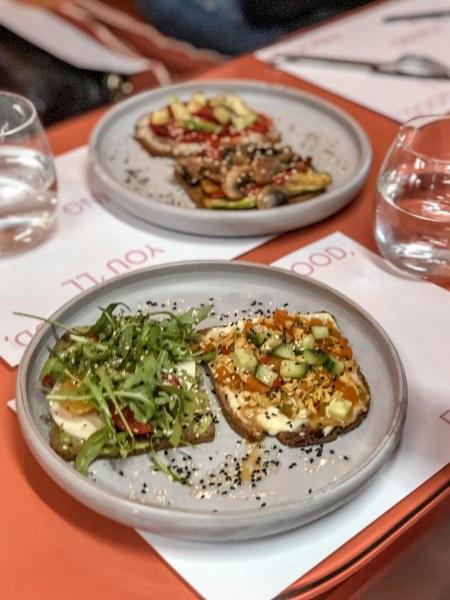אוכל במסגרת סיור אוכל באתונה
