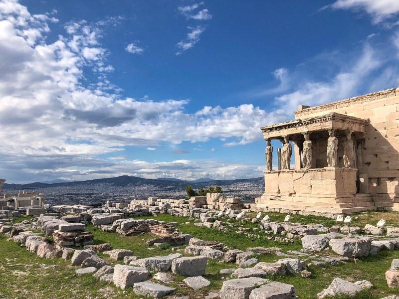 אטרקציה באתונה האקרופוליס