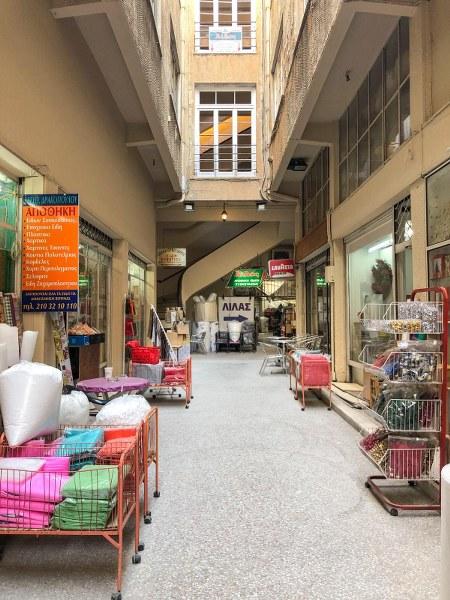 סיור עיצוב עירוני באתונה