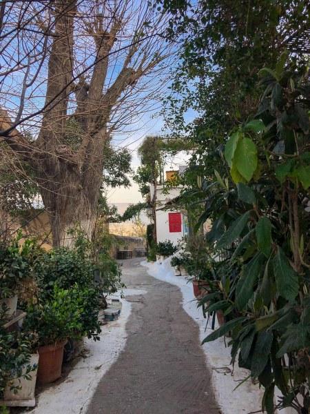 שכונת אנפיוטיקה באתונה