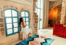 סוויטה של מלון ערבסק